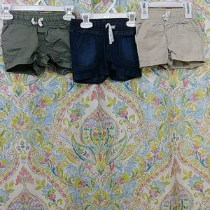Jumping Beans size 2t shorts